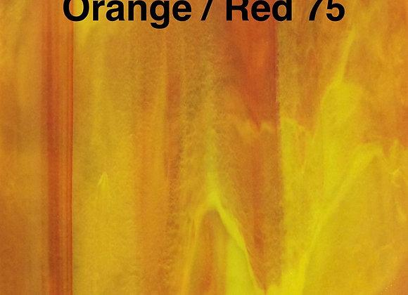 Orange / Red  75