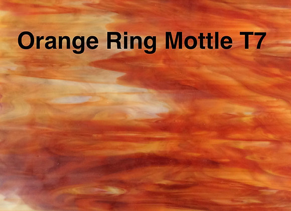 Orange Ring Mottle