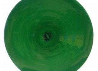 Mid Green Rondel 80mm