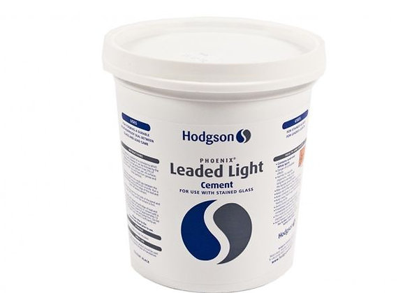 Hodgson Leaded light cement 2kg Tub