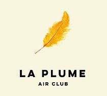 La Plume Air club Logo - petite taille.j