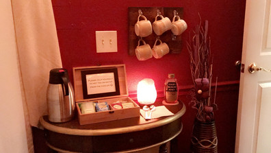 Tea in the Relaxation Room