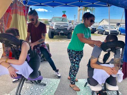 Event Massage