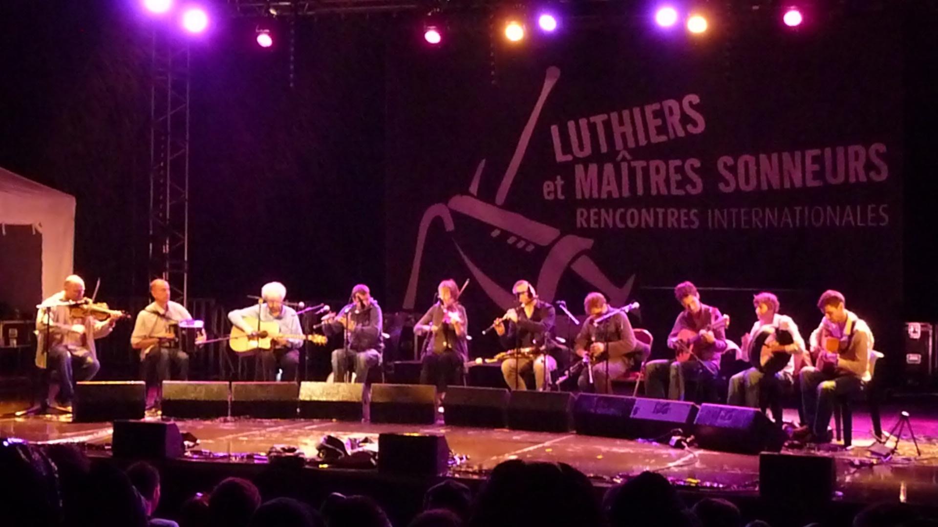 Rencontres de Luthiers (Ars - 2011)