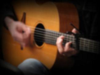 Guitare DADGAD