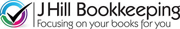 J Hill Bookkeeping logo