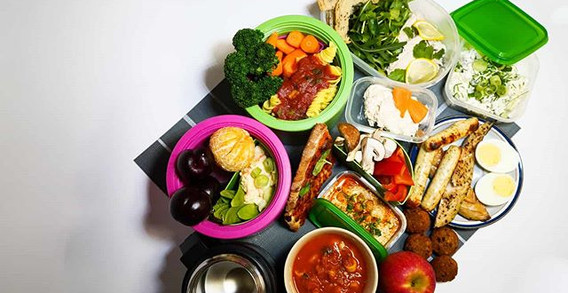 A packed lunch isn't just for the kids,