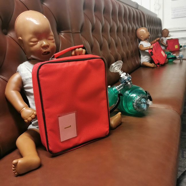 BLS QCPR infant