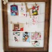Clothpins Frame