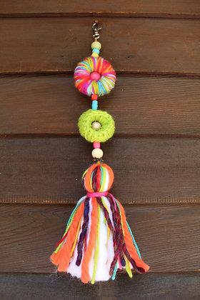 L-Multi-Colors Pompom