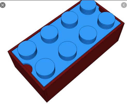 Thur. 05/20- Giant Lego Toybox