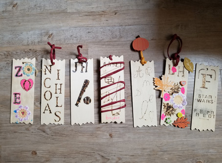 DIY Simple Woodburning Decor: Woodworking with Kids