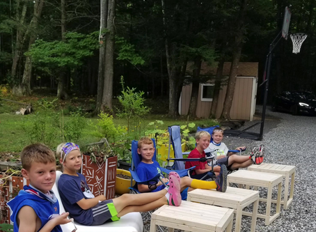 Woodworking Summer Camp 2020