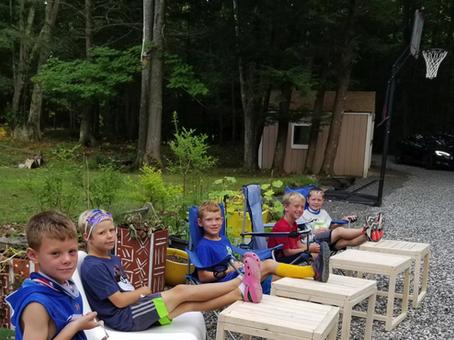 Woodworking Summer Camp 2020