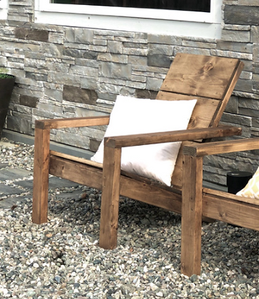 Adirondack Chair-Sun. 05/16