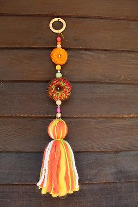 L-Orange Pompom