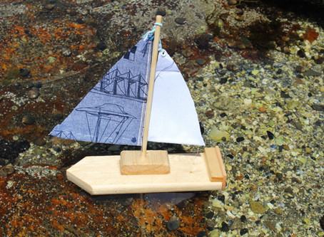 DIY Simple Wooden Toy Boat: Woodworking with Kids