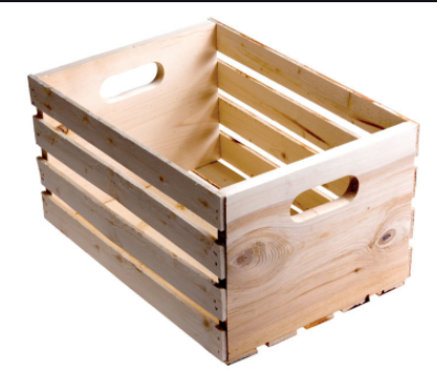 Sat. 09/04-Build a Story- A Crate