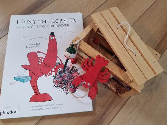 Sat.03/06-Build a Lobster Trap