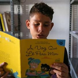 Club de Leitura das Crianças