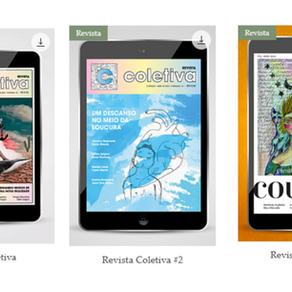 Revista Coletiva: a comunicação e a arte transformando realidades