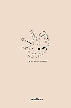 Eu não me movo de mim [zine] (2014)   Jéssica Gabrielle e Elvis Freire