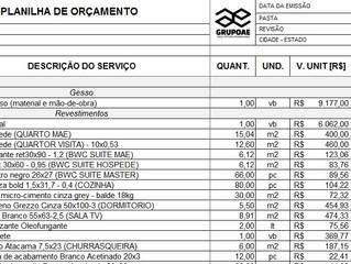A IMPORTÂNCIA DO ORÇAMENTO E DO PLANEJAMENTO DE OBRAS