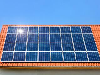 ENERGIA SOLAR: Painéis fotovoltaicos