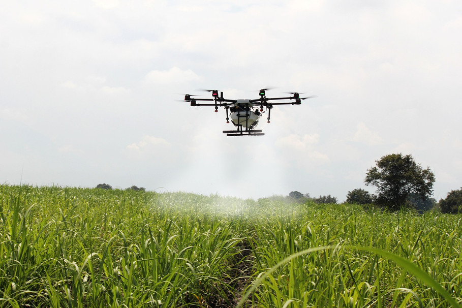 Drone Spraying Services
