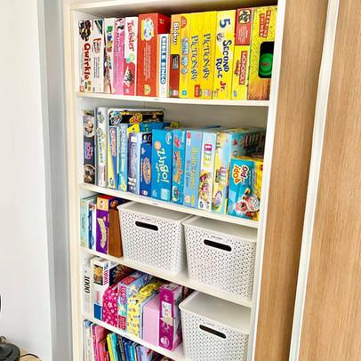 organised play room