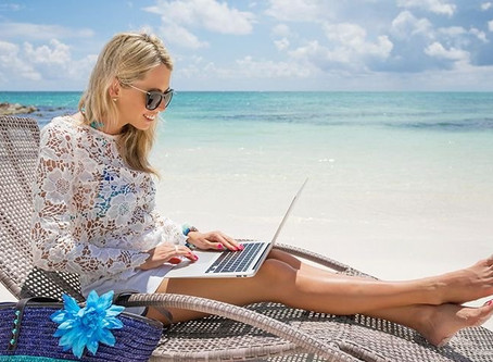 Co-work and the best options for entrepreneurs when traveling