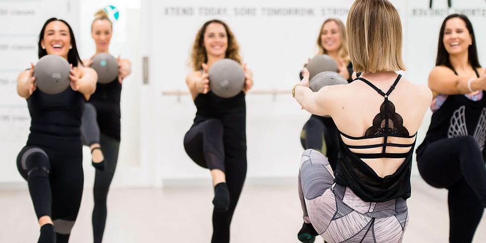 Xtend Barre x Prana Posture Workshop