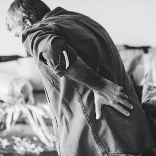 Do you suffer from lower back pain?