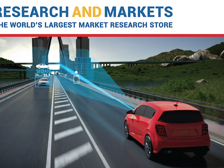 Research & Markets: ADAS and Autonomous Driving Industry Chain Report, 2018-2019 - Automotive Radar