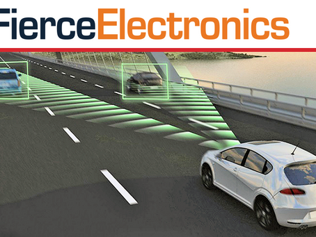 Fierce Electronics: Beamforming Radar May Be The Holy Grail For AVs
