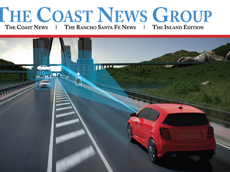 The Coast News Group: On the Forefront of Autonomous Driving