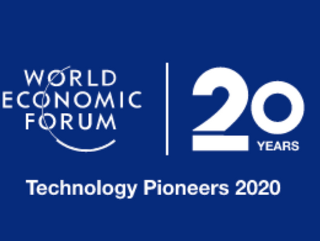Metawave Awarded as Technology Pioneer by World Economic Forum