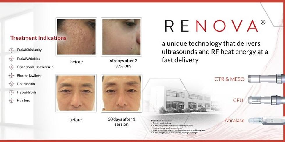 Biotec Renova - Giornate lancio e consulenza gratuita