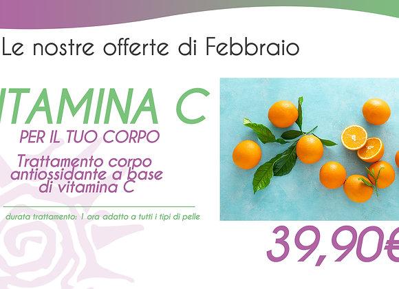 Trattamento corpo Vitamina C