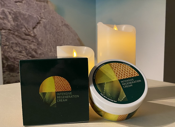 Crema Intensive - Aloe, Olio d'Oliva e Cera d'api