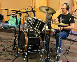 Easier to Work With Than Ginger Baker