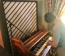 Joe and Pump Organ