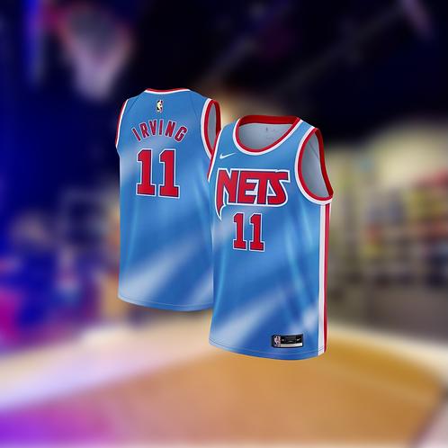 Nike NBA Nets 19-20 Classic Edition Kyrie Irving swingman jersey