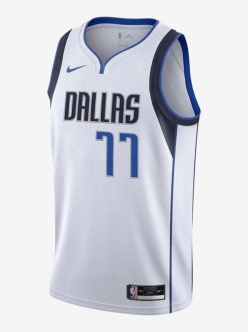 Nike NBA Swingman Jersey Luka Doncic Mavericks Association Edition 2020