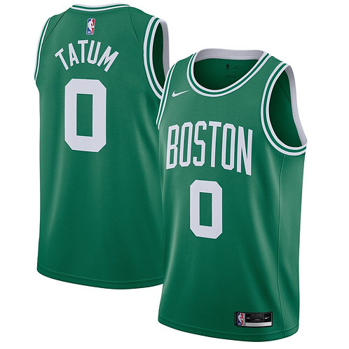 Nike NBA Celtics Icon Edition Jason Tatum Swingman Jersey