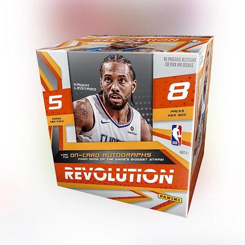 Panini 2019-2020 NBA Revolution Hobby Box