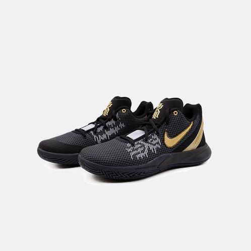 "612cf3e3399 Nike Kyrie Flytrap 2 ""Black Gold"". S 129.00 S  119.00"