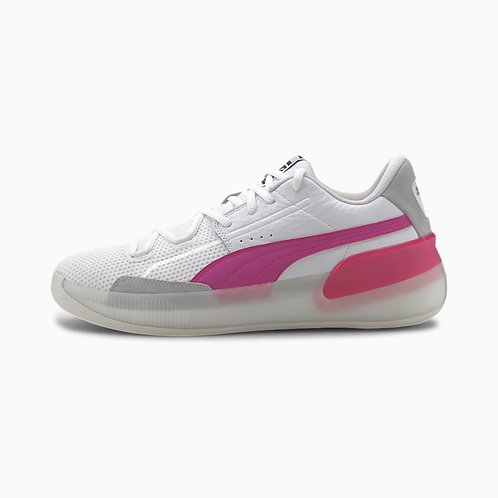"Puma Clyde Hardwood ""White/Pink"""