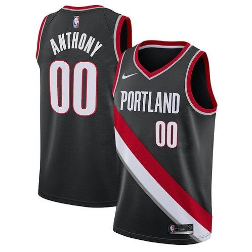 Nike NBA Trail Blazers Icon Edition Carmelo Anthony Swingman Jersey