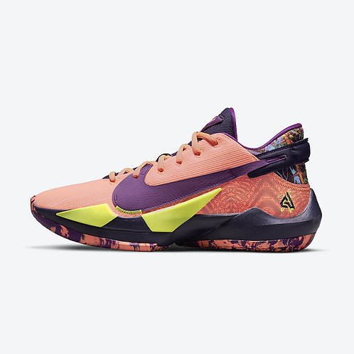 "Nike Zoom Freak 2 ""Bright Mango"""
